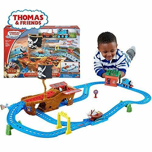 THOMAS SHIPWRECK ADVENTURE RRP £59.99 THOMAS /& FRIENDS MOTORIZED RAILWAY