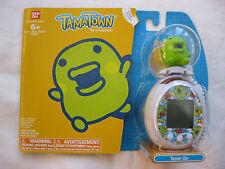 TAMAGOTCHI Tama-Go - TamaTown - White Egg with Green Kuchipatchi - New