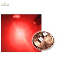 10 rosso SMD Led PLCC2 / 3528 profondo rosso rosso SMDs Led PLCC-2