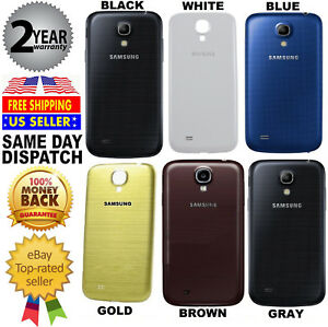 For-Samsung-Galaxy-S4-Battery-Back-Door-Replacement-Cover-i9500-i9505-i337