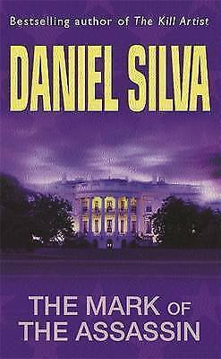 1 of 1 - The Mark of the Assassin by Daniel Silva (Paperback, 1999)