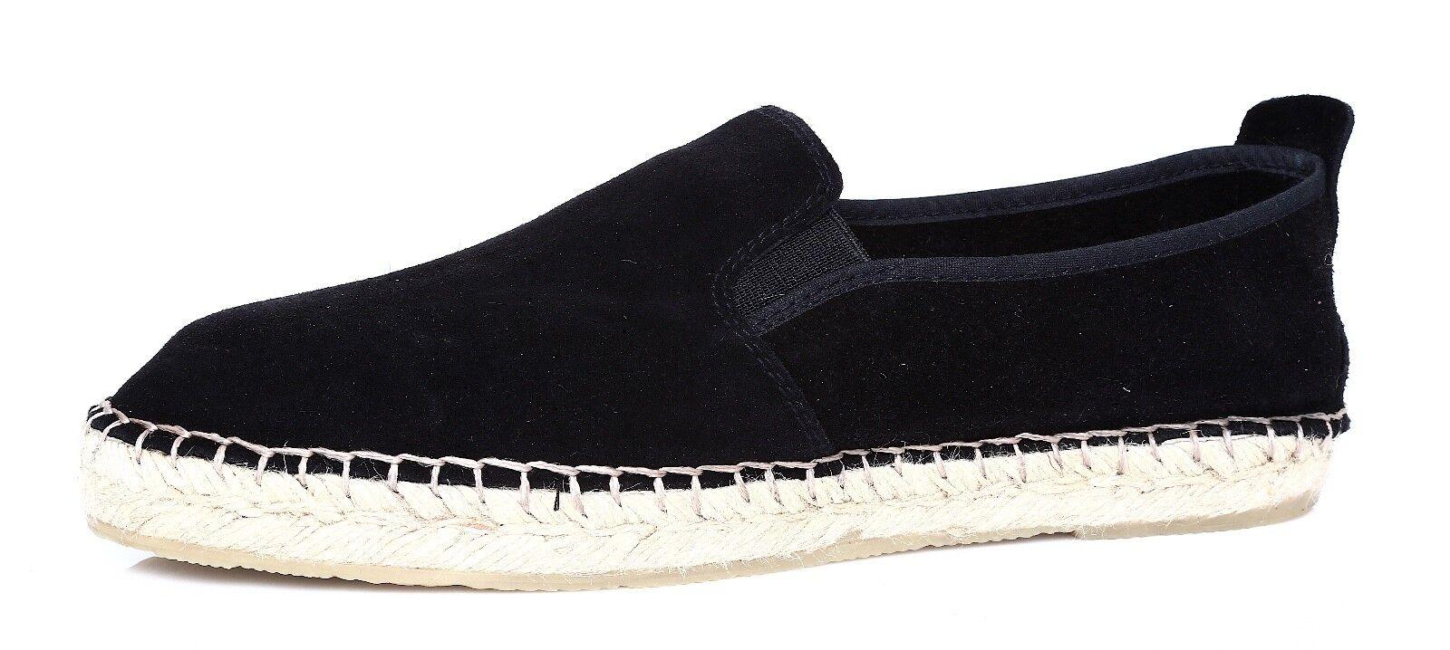 Free People Women's Black Espadrille Slip On Shoe Sz Sz Shoe 41 dbc0aa