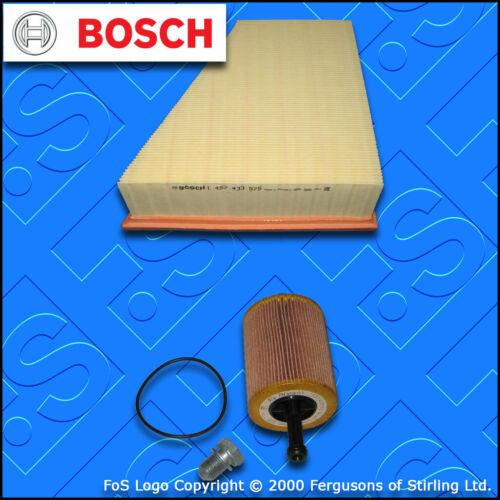 6Y 1.9 SDI TDI bosch HUILE filtres à air 1999-2008 Service Kit Pour SKODA Fabia