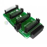 Raspberry Circuit PiRack Carrier Card Expansion Board Up to 4 I/O Boards