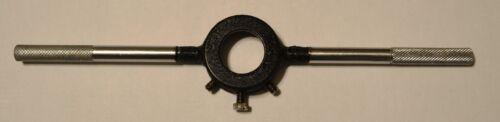 "1.5/"" Holder Stock 38mm High Quality Adjustable Die Handle 1 1//2/"""