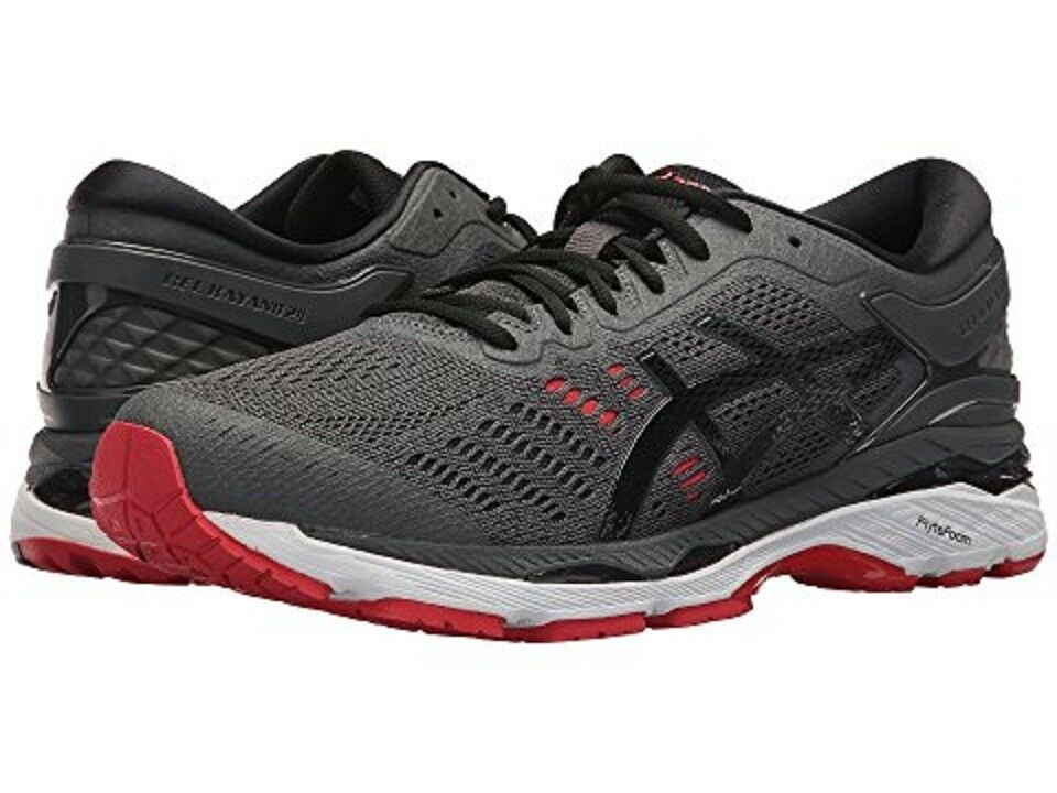 ASICS T749N.9590 GEL-KAYANO® 24 Mn's (M) Dark Grey Mesh Synthetic Running shoes