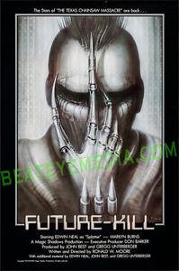 Hr-Giger-Movie-POSTER-Halloween-TATTOO-monster-monsters-SciFi-HORROR-comic-Art
