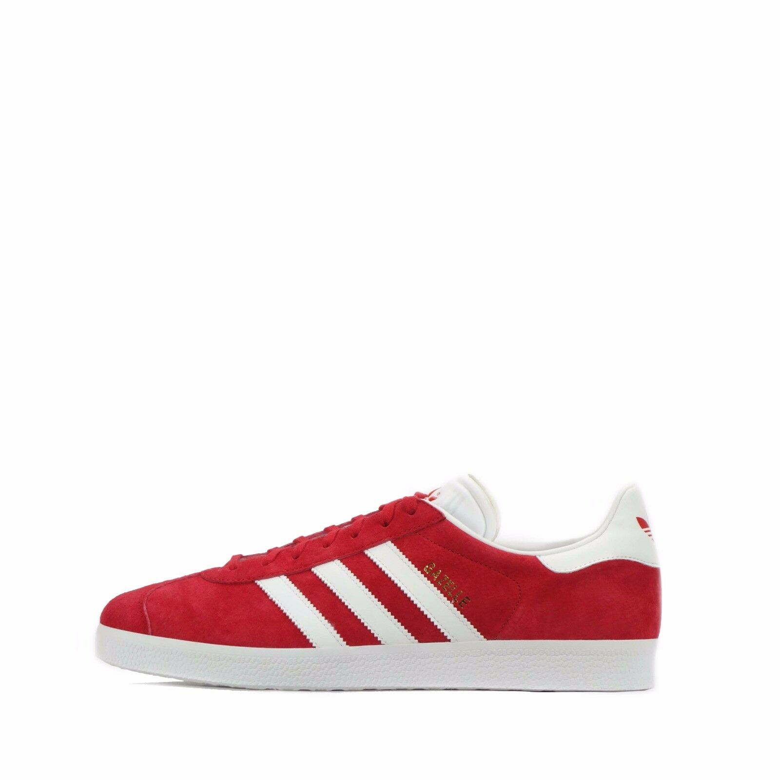 adidas Originals Gazelle Men's Shoes Red/White