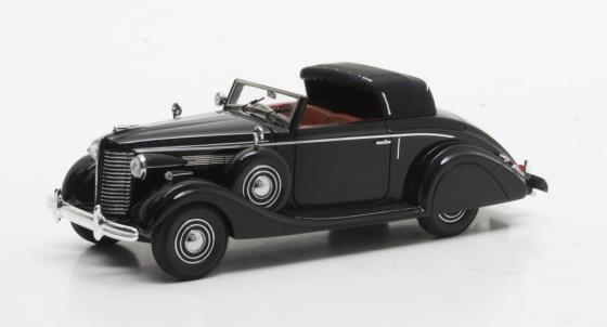Matrix MAX50206-061 - Buick serie 40 Lancefield drop head cabriolet schwarz   1 43