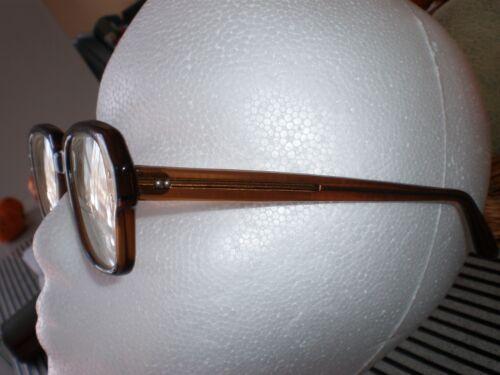 1becf410d2 ... True Vintage Nerdy Retro Brown Color Uss Eyeglasses Frames Stylish Mod