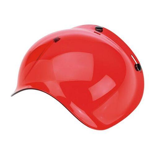Visiera Caschi Casco Bandit Biltwell DMD Yam Jet Bubble Bolla Biltwell Rossa
