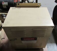 Hammond Transformer Pri 230460v Sec 120230v 9kva Cincinnati Milacron 5vc 750