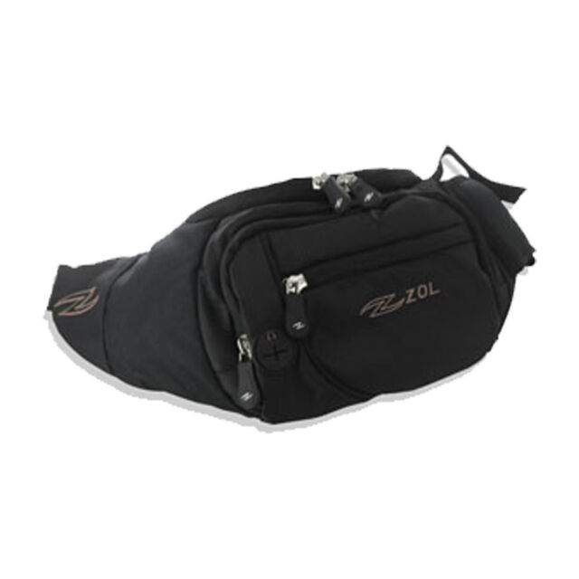 eafe03376e8 ZOL B Sport and Travel Fashion Fanny Pack Men Women Waist Bag 3 Pockets