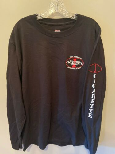 Cigarette Offshore Racing Team Shirt Long Sleeve M