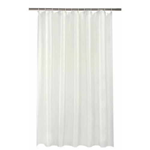 Luxury Shower Curtain Waterproof Fabric Bathroom With Hooks Ring  100/% EVA