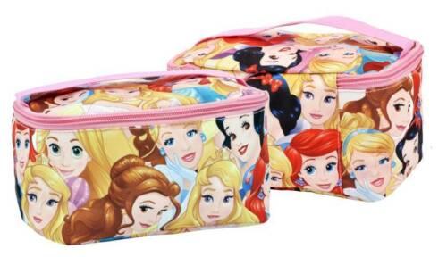 Disney princess princesse cosmétiques sac culture sachet Culture sac Beauty Case
