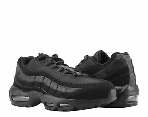 sale retailer 9078c 298c5 Image is loading Nike-Air-Max-95-Triple-Black-Black-Anthracite-