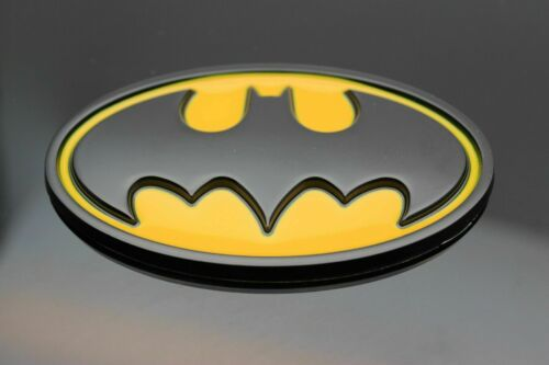 Metal Batman Dark Knight Mask Car Trunk Emblem Badge Motorcycle Decal Sticker