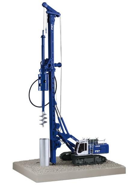 calidad fantástica NZG 1:50 1:50 1:50 escala 78301 Liebherr LB28 Litronic máquina de perforación-PST  punto de venta barato