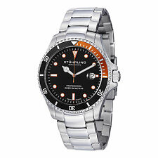 Stuhrling Original Men's 326B.331157 Aquadiver Regatta Elite Swiss Quartz Watch