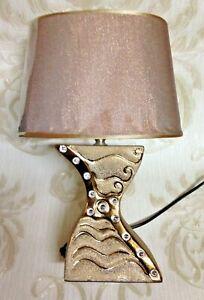 Table-Lamp-Bedside-Lamp-Height-38cm-Desk-Lamp-Ceramics-Table-Candlestick-Offer