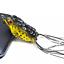 5x-de-haute-qualite-leurres-grenouille-Leurre-Crankbait-Hooks-Bass-Bait-Tackle-Nouveau miniature 6