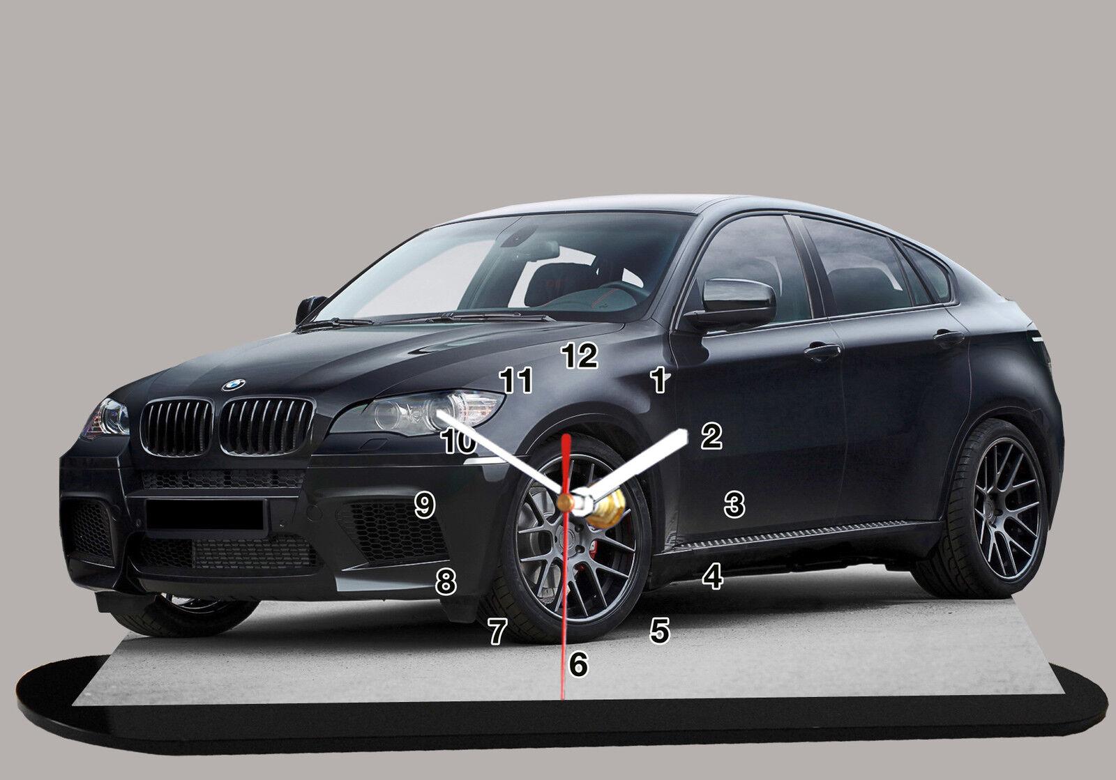 VOITURE VOITURE VOITURE MINIATURE, BMW X6 -01  en horloge 91da29