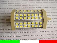 118mm R7S 10w LED BIANCO CALDO 2800-3000-3200k LAMPADA ANGOLO LUCE 200° 850LUMEN