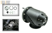 JDM BLK SEQUENTIAL SSQV TURBO BLOW OFF VALVE BOV FIT TURBO CHARGED APPLICATION