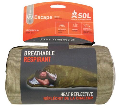Sol Escape hameçons OD Adventure Medical Kits Sac De Couchage Refuge AMK diamètre extérieur