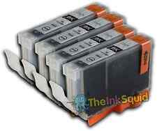 4 Black CLI526 Ink Cartridges For Canon Pixma iP4800 P4820 iP4850 iP4920