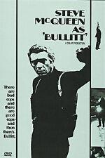 Bullitt (DVD, 1997) Steve McQueen, Jacqueline Bissett  ***Brand NEW!!***