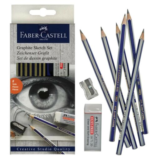 Faber-Castell GoldFaber Creative Studio Graphite Sketch Set