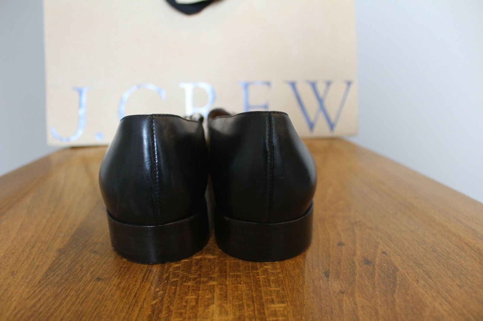New J Crew Collection Calf  Hair Loafers Sz 9.5  Calf 288 E4811 Must Have 853b79