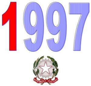 ITALIA-Repubblica-1997-Singolo-Annata-Completa-integri-MNH-Tutte-le-emissioni