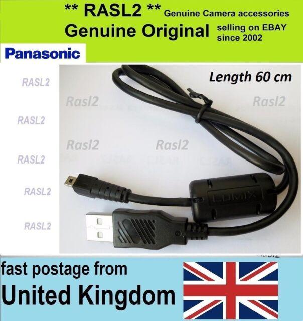 Panasonic K1HY08YY0034 USB-Kabel für DMC-GF6 DMC-GX7 DMC-LF1