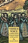 Verse and Voice in Byrd's Song Collections of 1588 and 1589 by Jeremy L. Smith (Hardback, 2016)