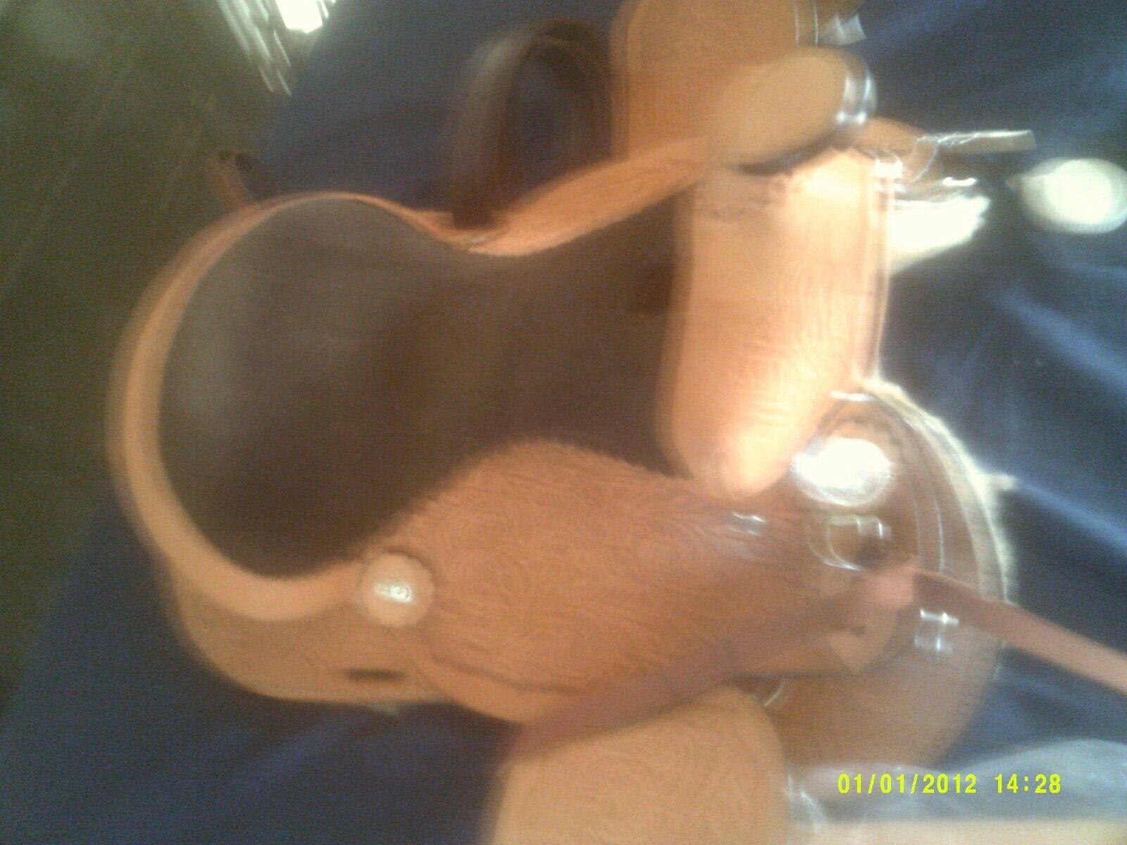 Saddle Pony by Royal King  Tapadero Stirrups 12 Seat
