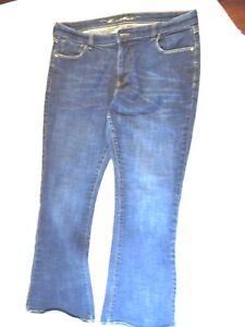 W Bleu L Jeans 16 99 Blue 38 Coton Sz 30 Femme Marine Regular Chérie Zi6 30 qSE8gw