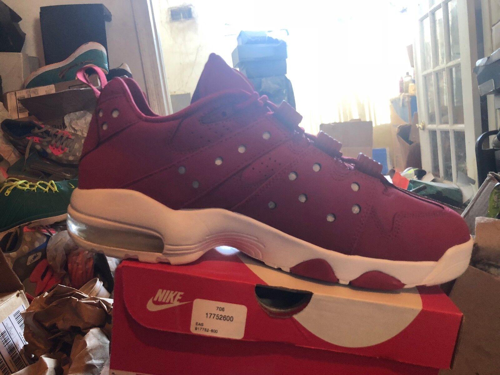 Nike air max - - 94 gering bnib rot - - rot / weißen größe 11,5 917752 600 e1fd26