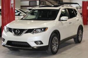 2015 Nissan Rogue SL 4D Utility AWD