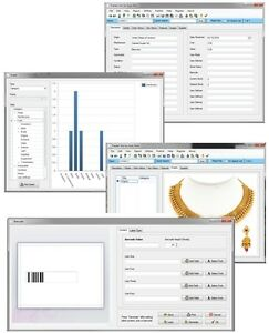 Jewelry Gold Small Store Business Back Room Inventory Supply Tracking Software Ebay