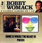 Home Is Where The Heart Is/pieces 5013993673620 by Bobby Womack CD