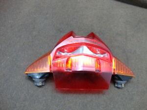 08 2008 BMW K1200 K1200 GT (ABS) K1200GT TAILLIGHT, BRAKE LIGHT #X16