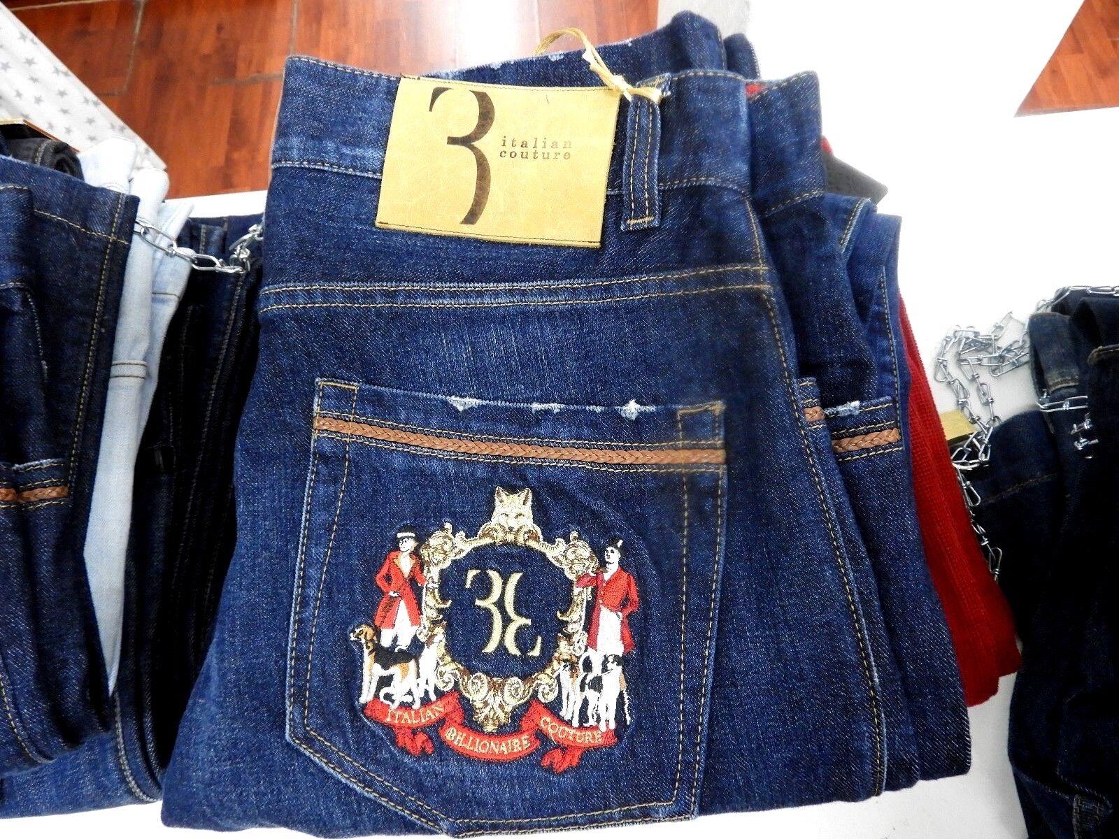 Jeans unterzeichnet  BILLIONAIRE Couture  Tail 52 ref  BLC69056217