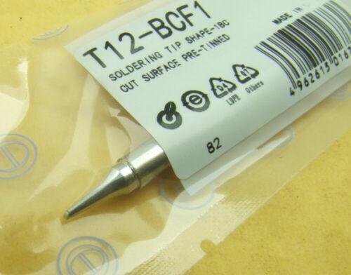 Solder Iron Tips T12 Series For Hakko 912 FX-9501 FM-2028 FX-951 Solder handle