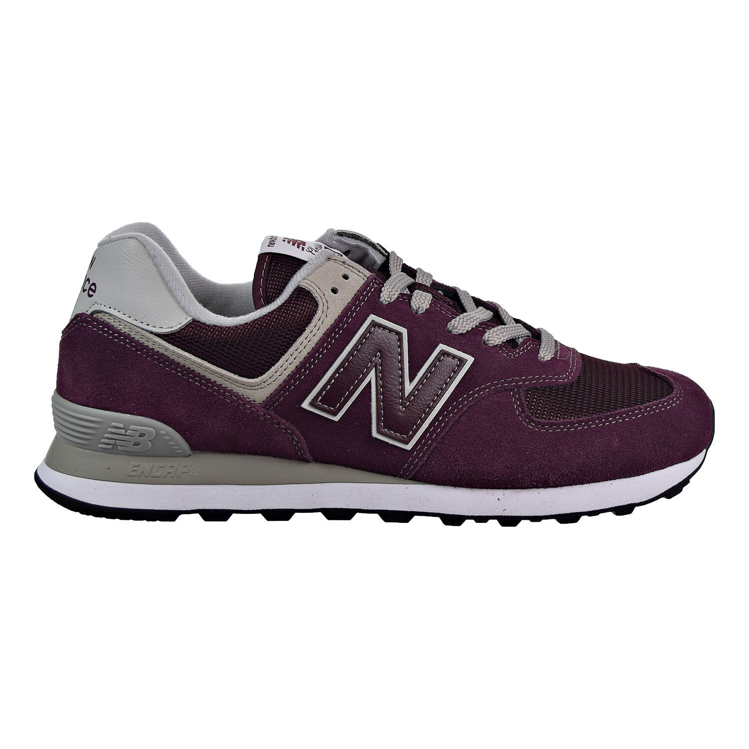 New Balance 574 Men's shoes Burgundy ML574-EGB