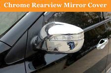 For Hyundai Tucson IX35 2010-2014 Chrome Side Mirror Cover Trim