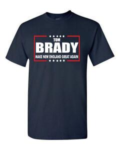 Tom-Brady-New-England-Patriots-034-Make-New-England-Great-Again-034-T-Shirt