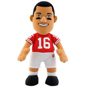 Lot-Of-3-Russell-Wilson-Plush-Stuffed-Toy-10-034-Wisconsin-Badgers-Seattle-Seahawks